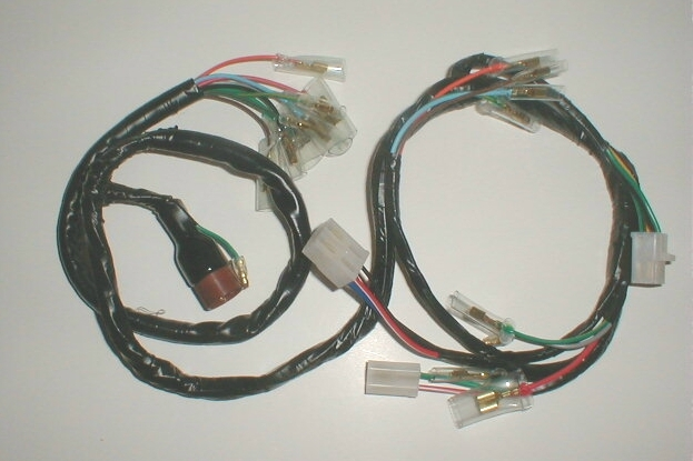 tbparts wire harness for ct70 k3 76 tbw0158 electrical ct70tbparts wire harness for ct70 k3 76