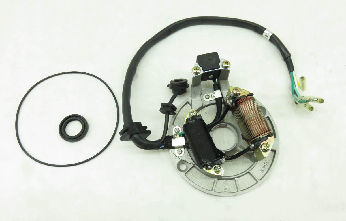 Electrical Pit Bike Engine Parts Tbolt Usa Llc Trx90 Wiring Harness Ignition Stator W Lighting1