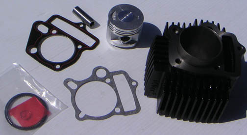 lifan  cylinder rebuild kit trc  lifan kits pit bike engine parts tbolt usa llc