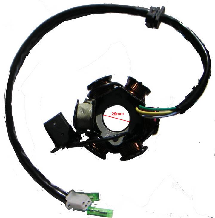 honda sl70 stator wiring honda cl360 stator