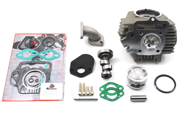 TBParts Race Head Kit for 88cc For Z50 CRF50 XR50 amp Pit