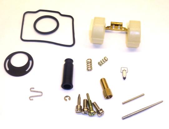 BBR - 18mm Carb Rebuild Kit - 421-KEH-9001 - Carb kits - CRF50 Z50 & XR50 - Japanese Mini Bike ...