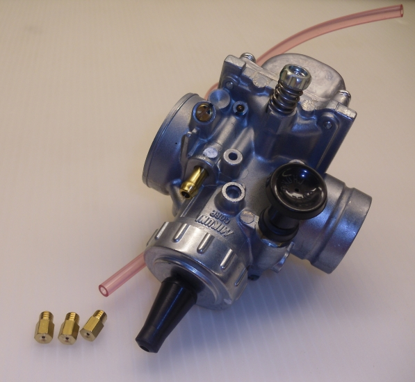 Mikuni 26mm Carb Tuning 125cc (Brain City)