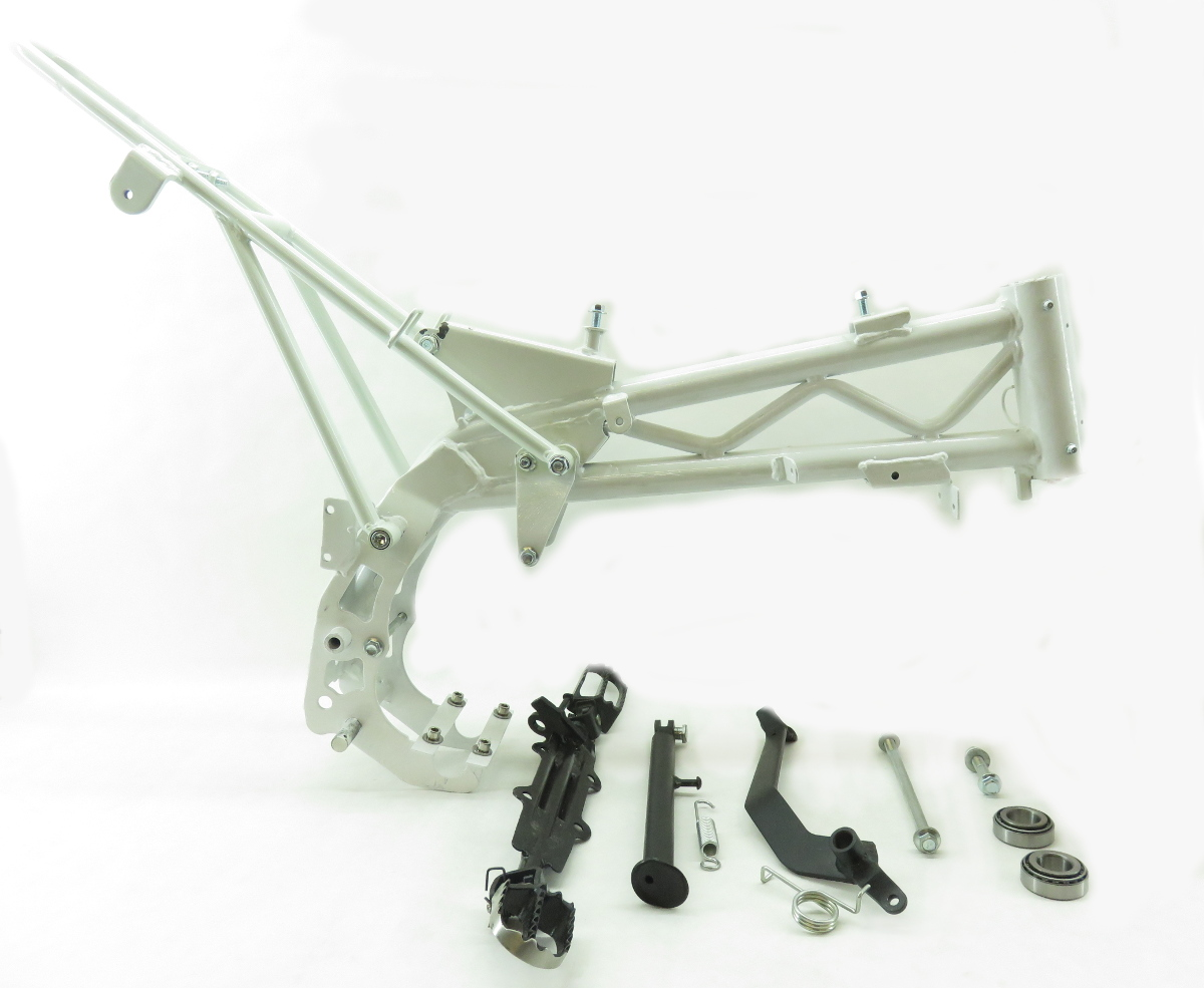 trc onecrf frame kit trc  frames swingarms pit bike chassis parts tbolt usa llc