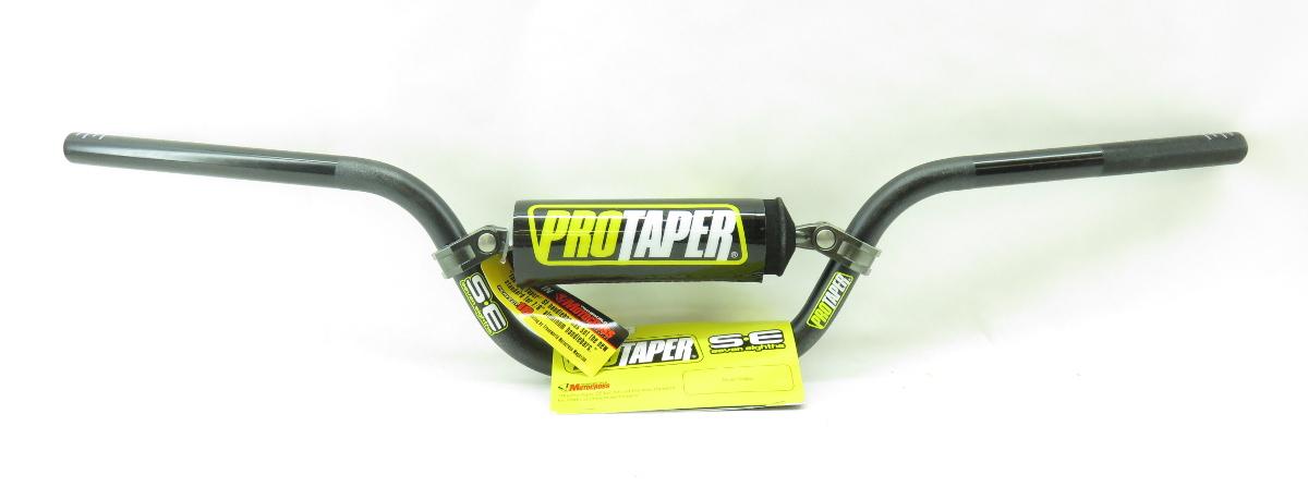 Pro Taper - SE KLX/DRZ110, CRF110 Handlebars - Black