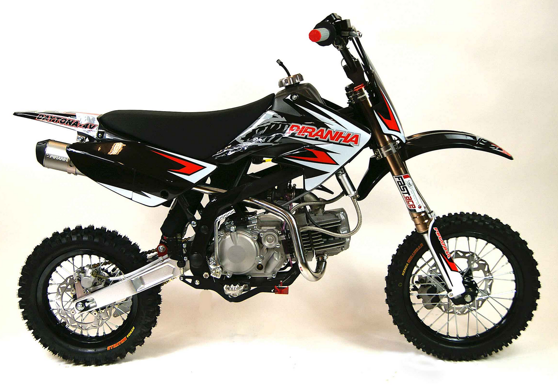 Pit Bikes By Ssr Pitster Pro And Piranha At Tbolt Usa 50cc Dirt Honda Bike
