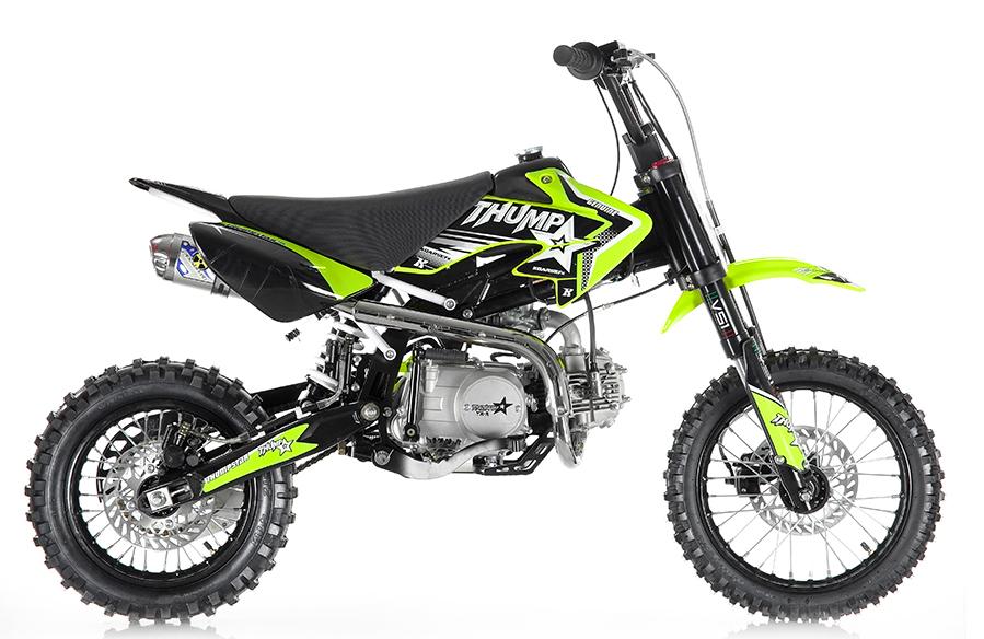 thumpstar pitbikes - tsx 125 le - tsx 125 le
