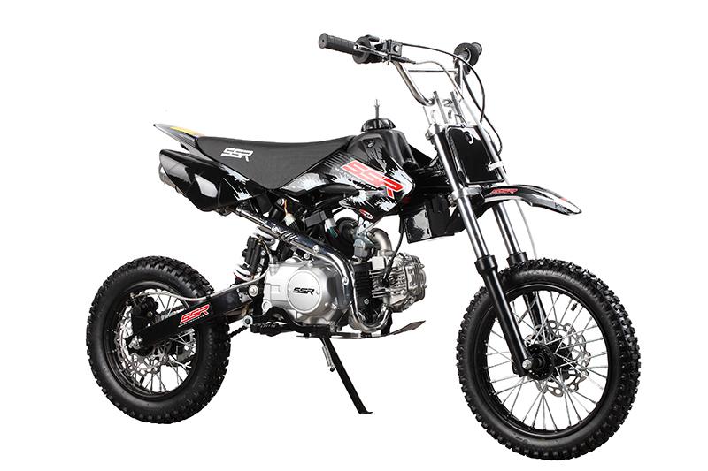 SSR Motorsports SR125AUTO Pit Bike 2018 - SR125AUTO - SSR Pit Bikes - Pit Bikes - TBolt USA, LLC