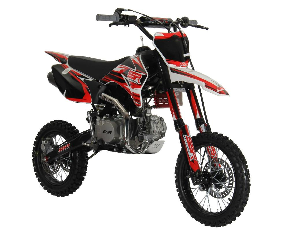 pit bikes or dirt bikes ssr 110tr ssr 140tr. Black Bedroom Furniture Sets. Home Design Ideas