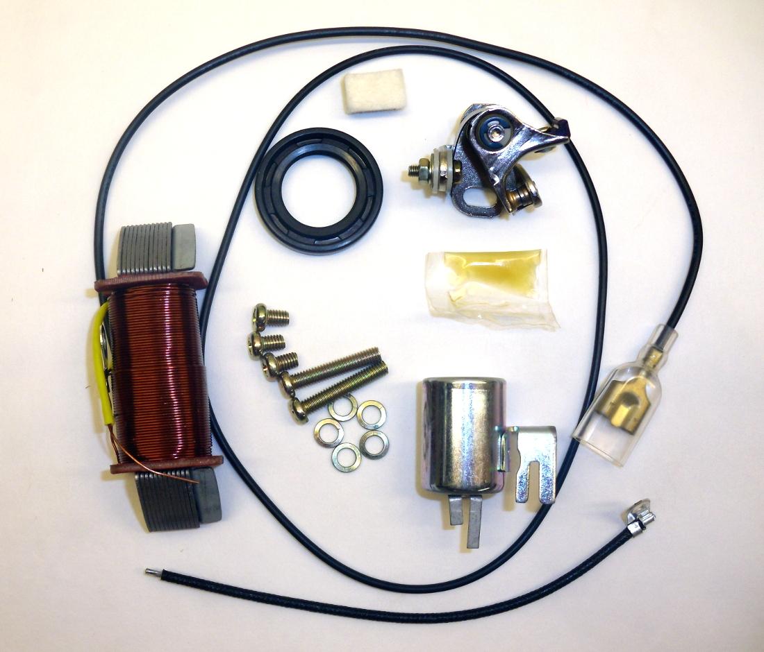 Stator Assembly For Honda Z50R 79-87