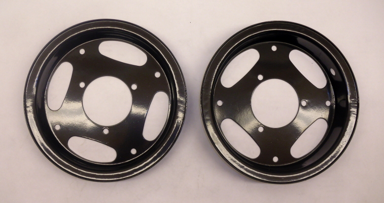 Tbparts Honda Z50r 80 99 Rim In Black Tbw1017 Z50 79