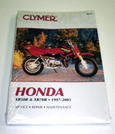 free crf 70 manual