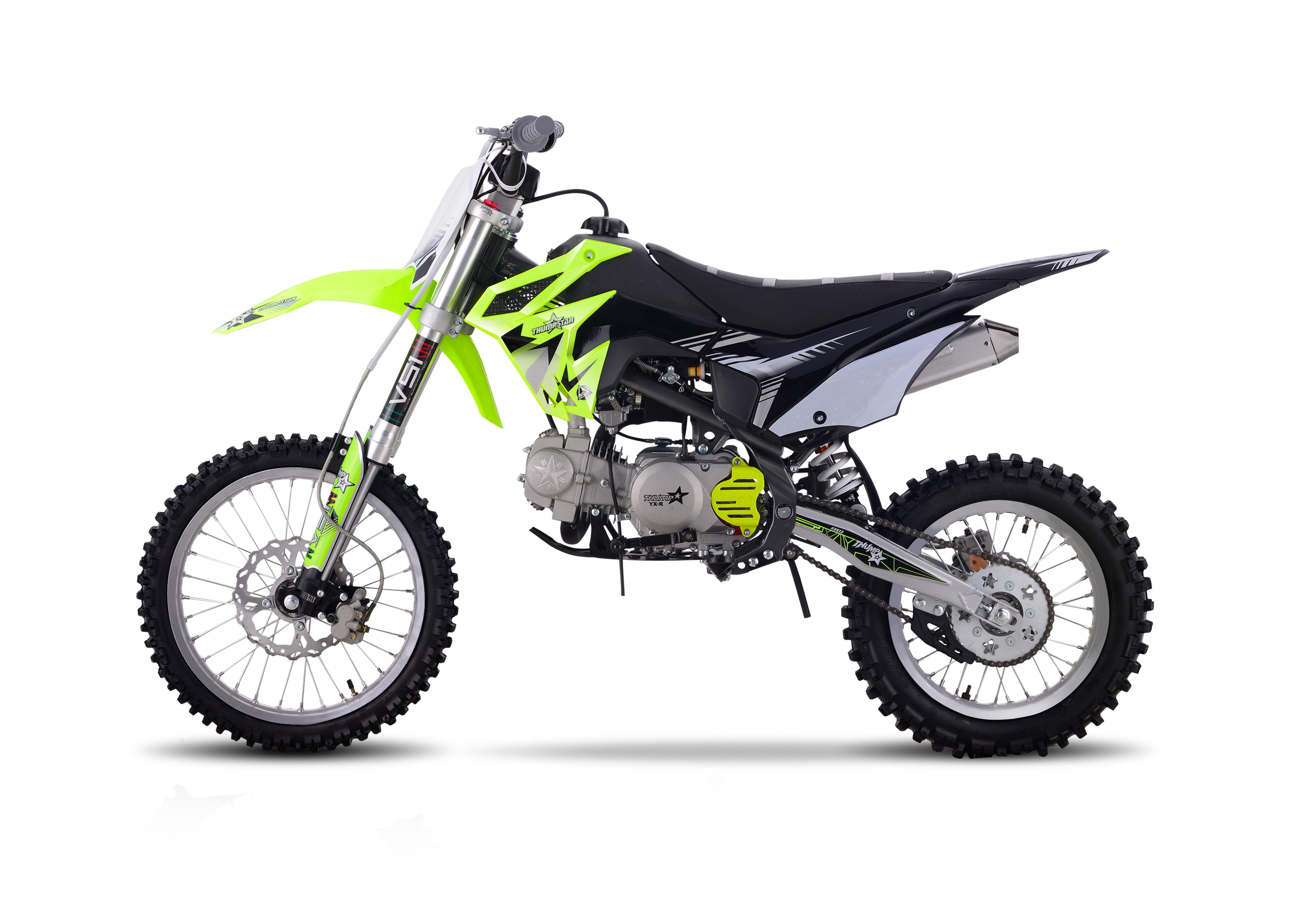 thumpstar pitbikes tsx  cc tsx   race ready pit bikes tbolt usa llc