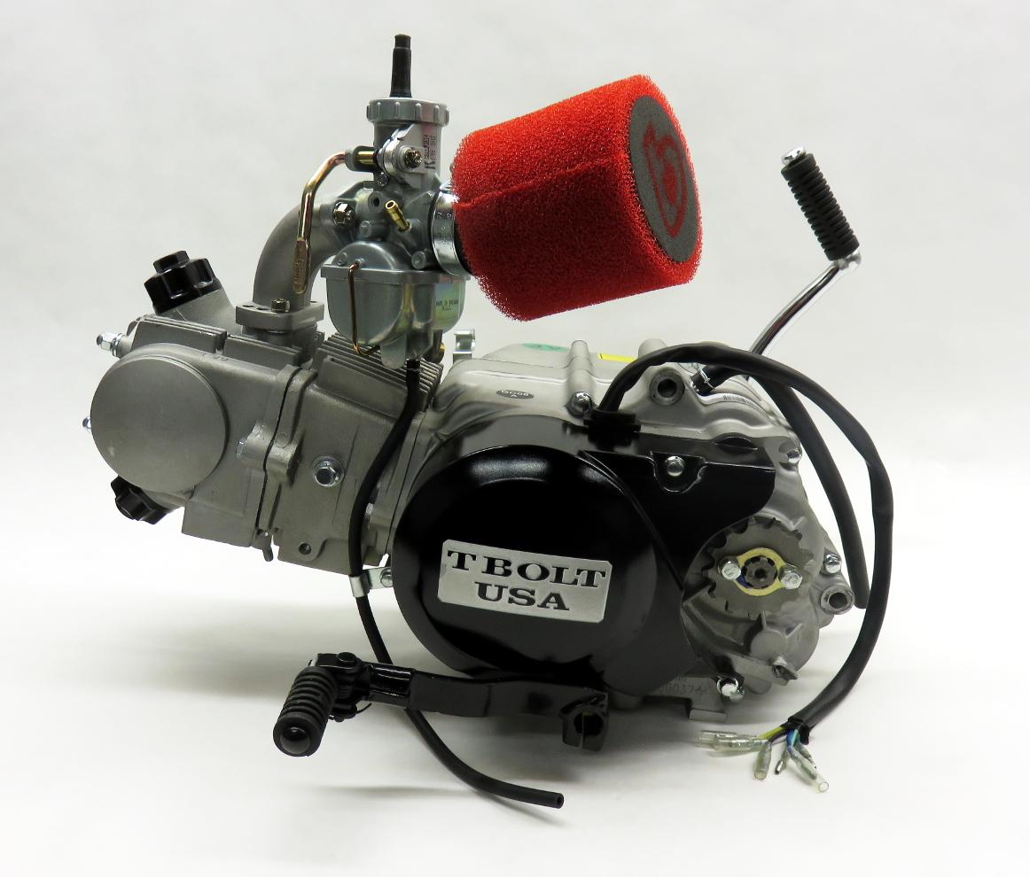works piranha 114cc semi-auto  u0026 39 stealth u0026 39  engine