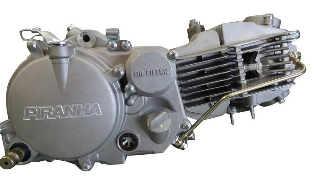 piranha 160 engine fits pit bikes and other minis