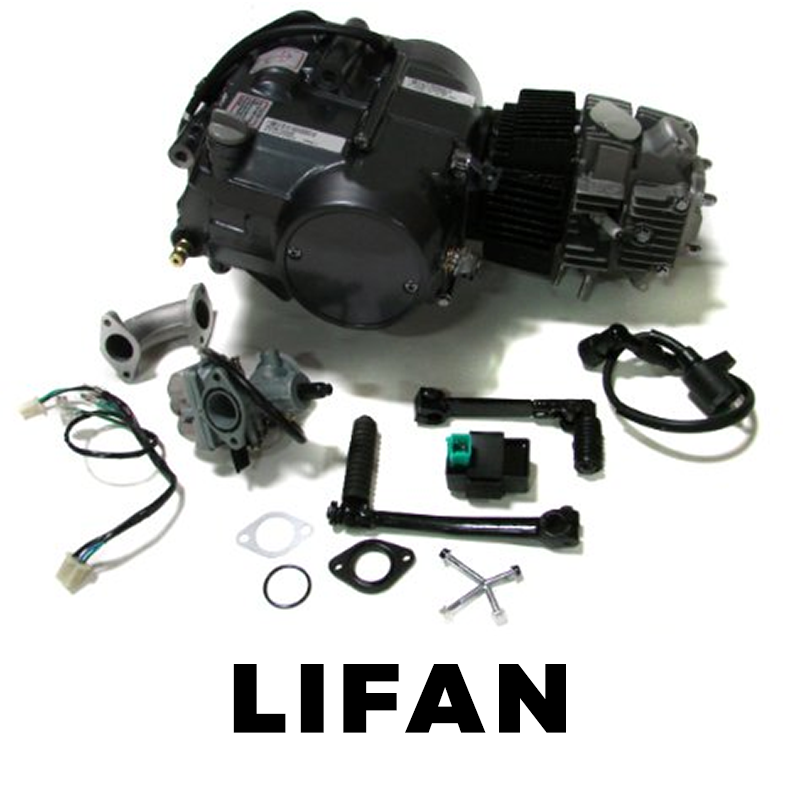 Pit Bike Engines - Complete Pit Bike Motor Kits