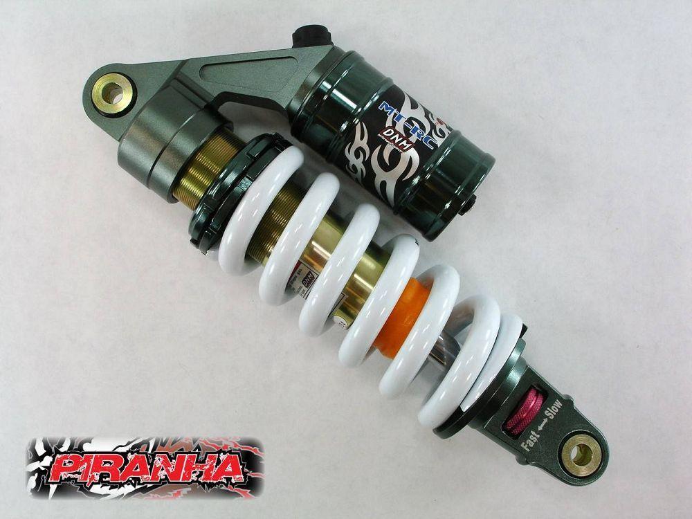 DNM Fully Adjustable Rear Shock MT-RC 280mm - 900LB Spring ...