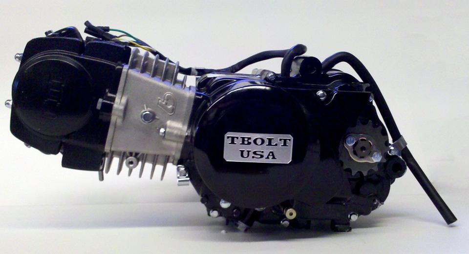 Big Semi Engines T Bolt Usa
