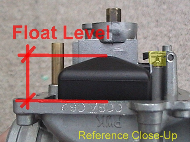 float level setting