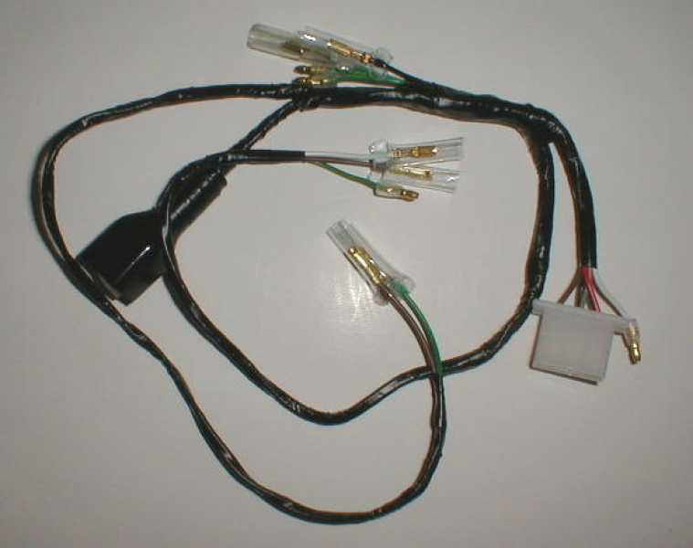Tbparts wire harness for z k tbw electrical