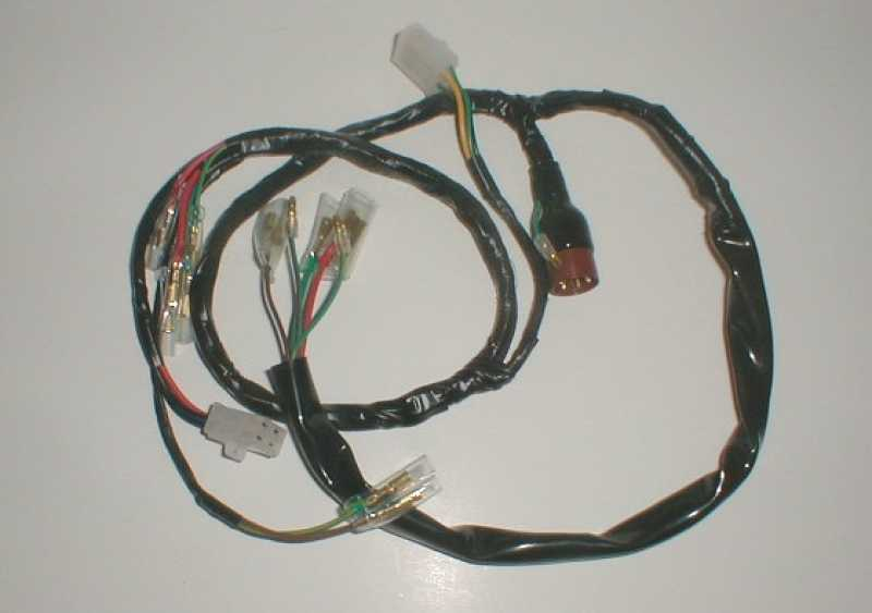 Tbparts wire harness ct k models tbw
