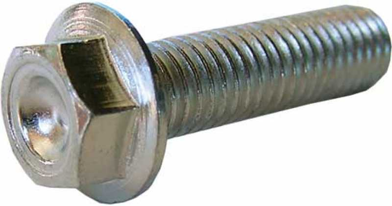 Bolt Low Profile 10mm Hex Head Flange Bolts 8 X 1 25 X