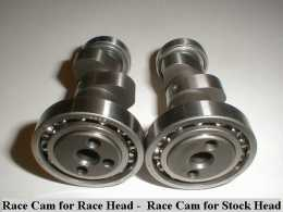 TBParts - 300 Race Head Cam <br> Z50 CRF50 XR50 & Pit bikes1