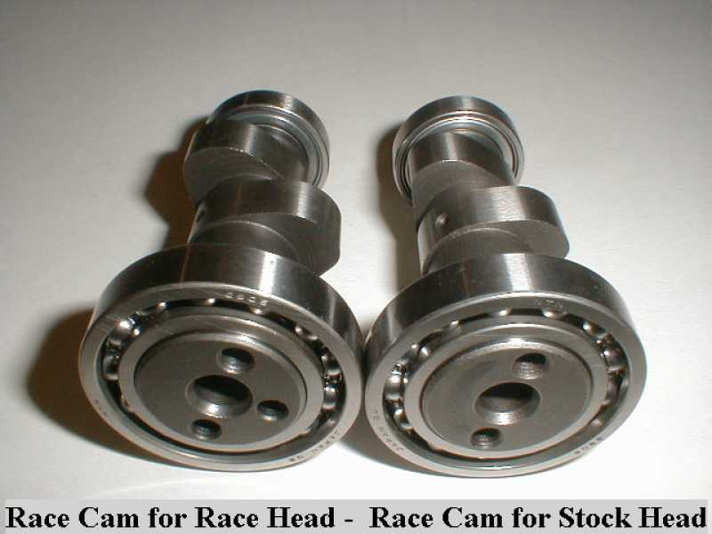 TBParts - 300 Race Head Cam Z50 CRF50 XR50 & Pit bikes - TBW0300 - Camshafts - Pit Bike Engine ...