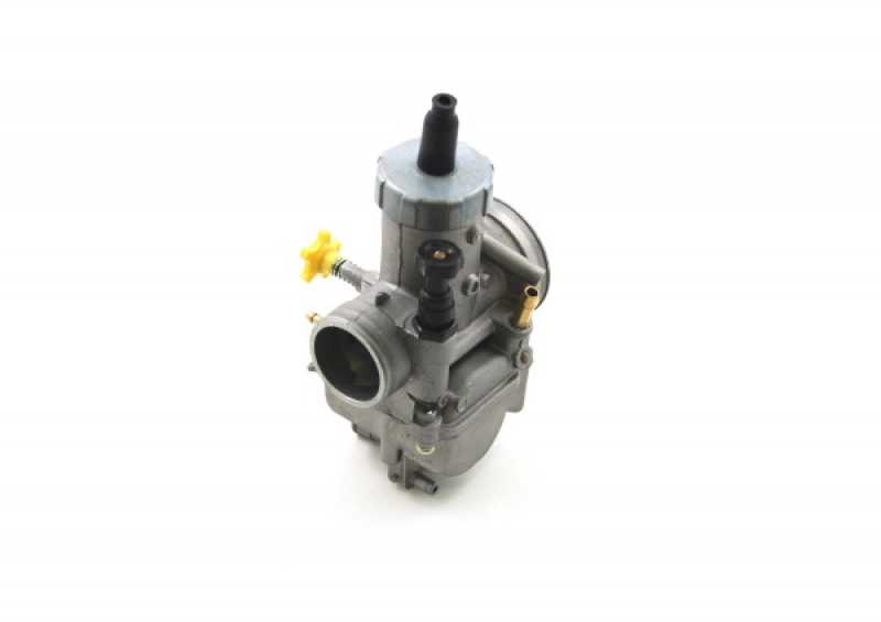 TBParts - 28mm Performance Carb
