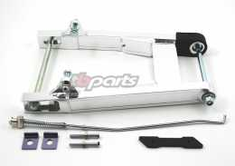 "TBParts - Aluminum Swingarm +3"" for 72-99 Z501"