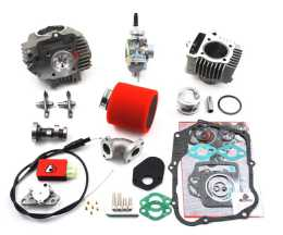 TBParts - Race Head, 88cc Big Bore and 20mm Carb Kit <br> for Z50 CRF50 XR50 CRF701