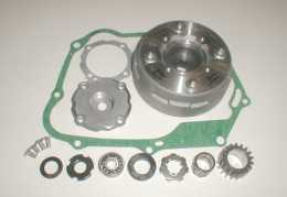 .TBParts - Heavy Duty Clutch Kit for 67T- CRF70 , XR70 , Z50 69-87 ,CT70 K0-K2, 91-94 Models1