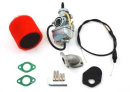 TBParts - 24mm Carb Kit <br> Z50 CRF50 XR50 & Pit bikes1