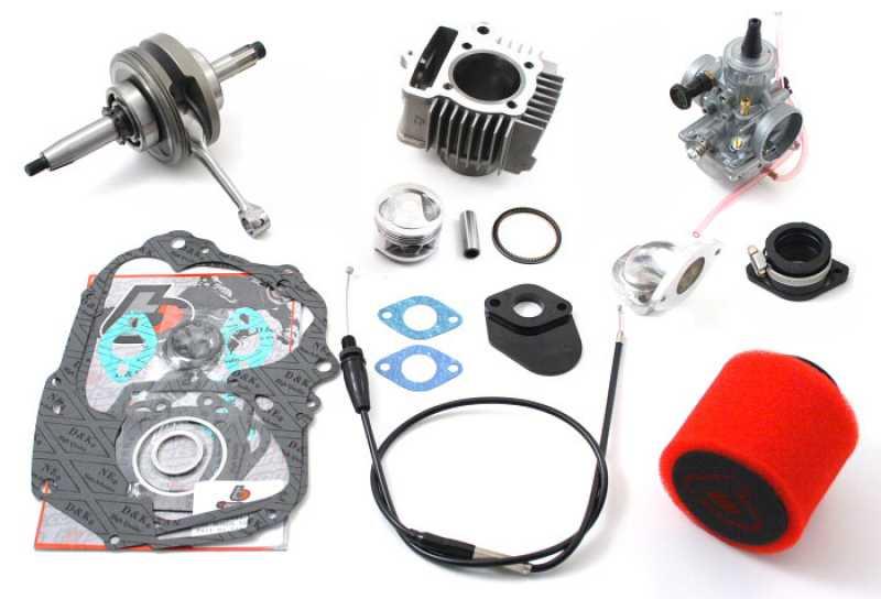 TBParts - Stroker Kit 5 117cc for Z50 CRF50 XR50 - TBW0975 ...