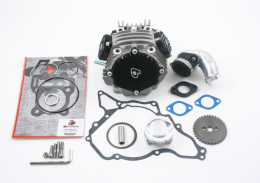 TBParts - 143cc Race Head Upgrade Kit <br> for KLX110 and DRZ110 2002-20091