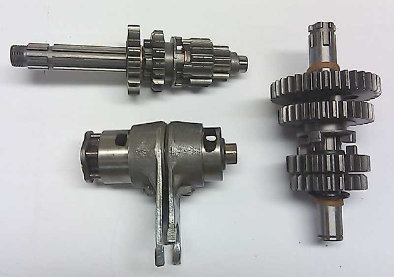 GPX / YX / ZS H-D 4up Tranny (120cc-150cc) - TRC-1770 - GPX