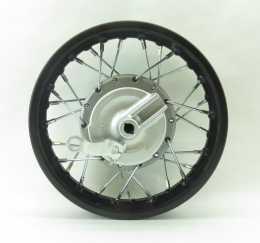"CRF50 & Pitbike Wheel (10"" Rear Drum) Fits Stock CRF501"