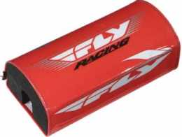 Fly Aero Tapered Handlebar Pads Red
