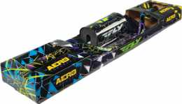 Fly Racing Aero Tapered Graphic Bars <br> SX FireWork