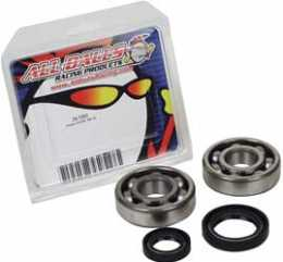 All Balls Crankshaft Bearing And Seal Kit <br/> KTM 400-525 00-09 See List