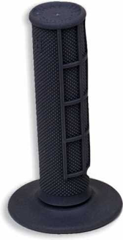 Renthal Grip - Single Compound - Half Waffle - Black - Firm