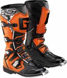 Gaerne G-React Boots - Black/Orange1