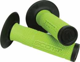 SCOTT SXII Grip - Green/Black