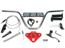 BBR CRF/XR50 Handlebar kit Red1