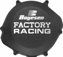 Boyesen - Factory Clutch Cover - Honda CR125 '00-07 - Black
