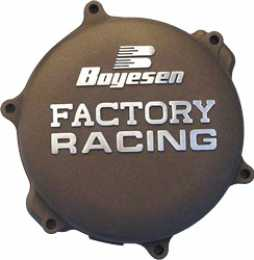 Boyesen - Factory Clutch Cover - Honda CR125 '87-99 - Magnesium