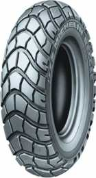 Tire Michelin Reggae Tire 120/90-10 CT701