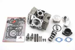 TBParts - 143cc Race Head V2 Upgrade Kit for DRZ110 and KLX1101