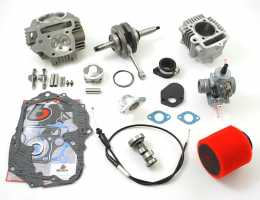 TBParts - Stroker kit 6 117cc <br> for Z50 CRF50 XR50 CRF701