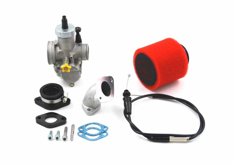 TBParts - TB28mm CARB KIT - GPX/YX/ZS and Pitster Pro bikes
